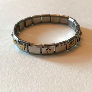 Jewelry - Italian Link Charm Bracelet